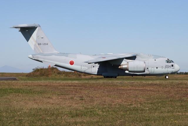 マリオ先輩(N)さんが、入間飛行場で撮影した航空自衛隊 C-2の航空フォト(飛行機 写真・画像)
