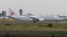 Garnet Worldさんが、成田国際空港で撮影した日本航空 787-9の航空フォト(飛行機 写真・画像)