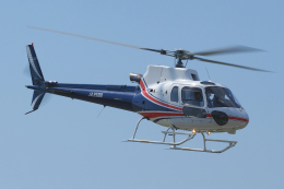 yabyanさんが、八尾空港で撮影したノエビア AS350B3 Ecureuilの航空フォト(飛行機 写真・画像)