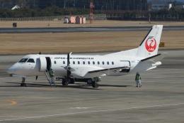 磐城さんが、鹿児島空港で撮影した日本エアコミューター 340Bの航空フォト(飛行機 写真・画像)