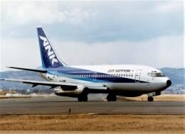 kumagorouさんが、仙台空港で撮影したエアーニッポン 737-281/Advの航空フォト(飛行機 写真・画像)