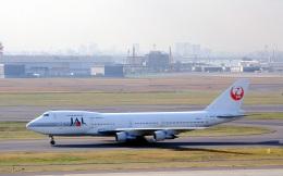 LEVEL789さんが、羽田空港で撮影した日本航空 747-146B/SR/SUDの航空フォト(飛行機 写真・画像)