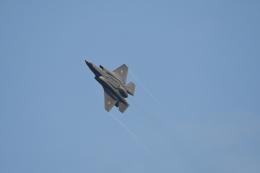 じょ~まんさんが、名古屋飛行場で撮影した航空自衛隊 F-35A Lightning IIの航空フォト(飛行機 写真・画像)