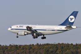 senyoさんが、成田国際空港で撮影したMIATモンゴル航空 A310-304の航空フォト(飛行機 写真・画像)