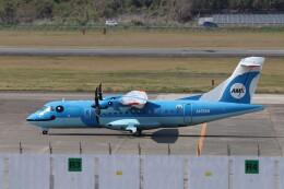 Yuseiさんが、熊本空港で撮影した天草エアライン ATR-42-600の航空フォト(飛行機 写真・画像)