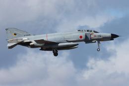 マリオ先輩(N)さんが、茨城空港で撮影した航空自衛隊 F-4EJ Kai Phantom IIの航空フォト(飛行機 写真・画像)