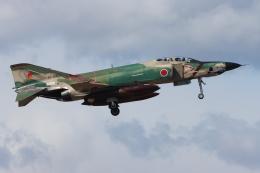 マリオ先輩(N)さんが、茨城空港で撮影した航空自衛隊 RF-4E Phantom IIの航空フォト(飛行機 写真・画像)