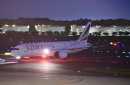 kurubouzuさんが、成田国際空港で撮影したエチオピア航空 787-8 Dreamlinerの航空フォト(飛行機 写真・画像)
