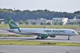 kurubouzuさんが、成田国際空港で撮影したアジア・パシフィック・エアラインズ 757-230(PCF)の航空フォト(飛行機 写真・画像)