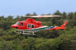 航空フォト:JA02NA 長野県消防防災航空隊 412