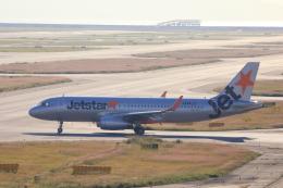 TAKAHIDEさんが、関西国際空港で撮影したジェットスター・ジャパン A320-232の航空フォト(飛行機 写真・画像)