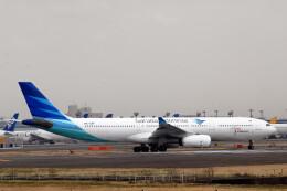 banshee02さんが、成田国際空港で撮影したガルーダ・インドネシア航空 A330-341の航空フォト(飛行機 写真・画像)