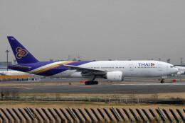 banshee02さんが、成田国際空港で撮影したタイ国際航空 777-2D7の航空フォト(飛行機 写真・画像)
