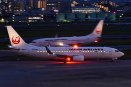 TOPAZ102さんが、伊丹空港で撮影した日本航空 737-846の航空フォト(飛行機 写真・画像)