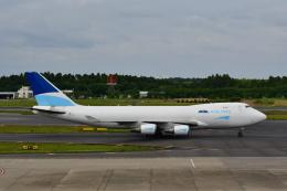 チョロ太さんが、成田国際空港で撮影したASLエアラインズ・ベルギー 747-409F/SCDの航空フォト(飛行機 写真・画像)