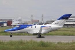 航空フォト:JA333P 日本法人所有 HA-420 HondaJet