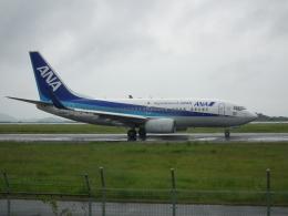 ヒコーキグモさんが、岡山空港で撮影した全日空 737-781の航空フォト(飛行機 写真・画像)