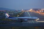 meijeanさんが、関西国際空港で撮影した全日空 767-381/ERの航空フォト(写真)