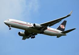 NINEJETSさんが、成田国際空港で撮影したカーゴジェット・エアウェイズ 767-323/ERの航空フォト(飛行機 写真・画像)