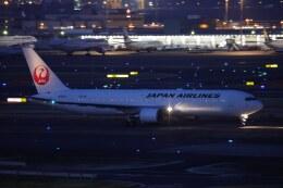 OS52さんが、羽田空港で撮影した日本航空 767-346/ERの航空フォト(飛行機 写真・画像)