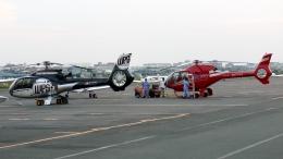 航空見聞録さんが、八尾空港で撮影した日本法人所有 EC120B Colibriの航空フォト(飛行機 写真・画像)