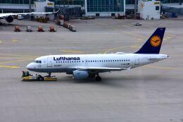 航空フォト:D-AILA ルフトハンザドイツ航空 A319