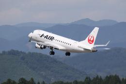 やまけんさんが、花巻空港で撮影したジェイエア ERJ-170-100 (ERJ-170STD)の航空フォト(飛行機 写真・画像)