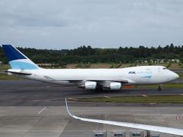 FT51ANさんが、成田国際空港で撮影したASLエアラインズ・ベルギー 747-409F/SCDの航空フォト(飛行機 写真・画像)