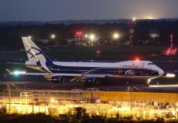 MOHICANさんが、成田国際空港で撮影したエアブリッジ・カーゴ・エアラインズ 747-406F/ER/SCDの航空フォト(飛行機 写真・画像)