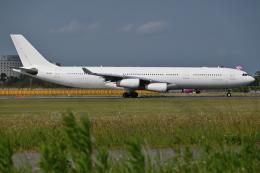 雲霧さんが、成田国際空港で撮影したハイ・フライ・マルタ A340-313Xの航空フォト(飛行機 写真・画像)