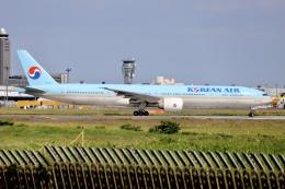 A350XWB-HNDさんが、成田国際空港で撮影した大韓航空 777-3B5/ERの航空フォト(飛行機 写真・画像)