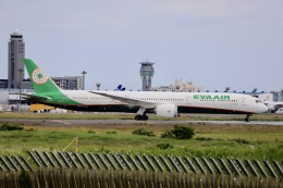 A350XWB-HNDさんが、成田国際空港で撮影したエバー航空 787-10の航空フォト(飛行機 写真・画像)