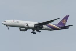 木人さんが、成田国際空港で撮影したタイ国際航空 777-2D7/ERの航空フォト(飛行機 写真・画像)
