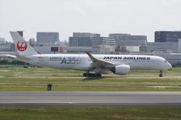 HEATHROWさんが、伊丹空港で撮影した日本航空 A350-941の航空フォト(飛行機 写真・画像)