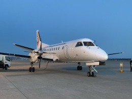 C.B.Airwaysさんが、函館空港で撮影した北海道エアシステム 340B/Plusの航空フォト(飛行機 写真・画像)
