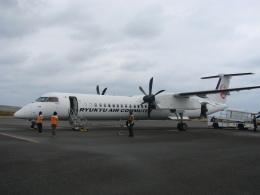 C.B.Airwaysさんが、与那国空港で撮影した琉球エアーコミューター DHC-8-402Q Dash 8 Combiの航空フォト(飛行機 写真・画像)