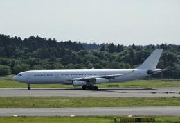 gaku773さんが、成田国際空港で撮影したハイ・フライ・マルタ A340-313Xの航空フォト(飛行機 写真・画像)