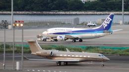 誘喜さんが、羽田空港で撮影した全日空 737-54Kの航空フォト(飛行機 写真・画像)