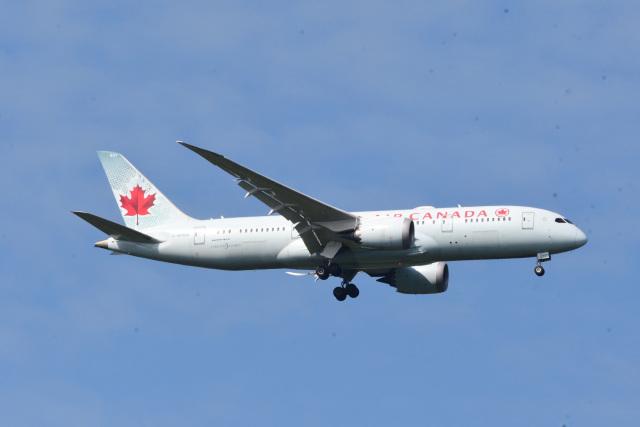 rangeroverさんが、成田国際空港で撮影したエア・カナダ 787-8 Dreamlinerの航空フォト(飛行機 写真・画像)