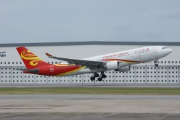 磐城さんが、那覇空港で撮影した香港航空 A330-223の航空フォト(飛行機 写真・画像)