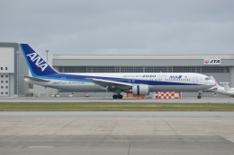 磐城さんが、那覇空港で撮影した全日空 767-381の航空フォト(飛行機 写真・画像)