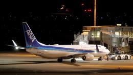 誘喜さんが、羽田空港で撮影した全日空 737-881の航空フォト(飛行機 写真・画像)