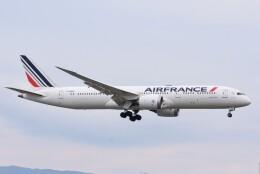 M.Tさんが、関西国際空港で撮影したエールフランス航空 787-9の航空フォト(飛行機 写真・画像)