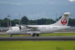 pringlesさんが、熊本空港で撮影した日本エアコミューター ATR-42-600の航空フォト(飛行機 写真・画像)