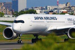 khideさんが、伊丹空港で撮影した日本航空 A350-941の航空フォト(飛行機 写真・画像)