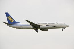 NIKEさんが、成田国際空港で撮影した中国郵政航空 737-8Q8(BCF)の航空フォト(飛行機 写真・画像)
