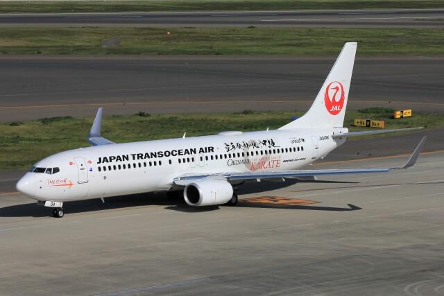 航空フォト:JA04RK 日本トランスオーシャン航空