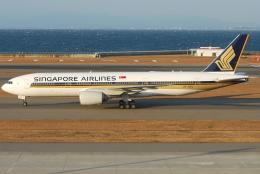 jun☆さんが、中部国際空港で撮影したシンガポール航空 777-212/ERの航空フォト(飛行機 写真・画像)