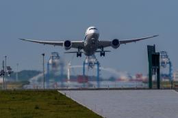 Foxfireさんが、羽田空港で撮影した全日空 787-8 Dreamlinerの航空フォト(飛行機 写真・画像)