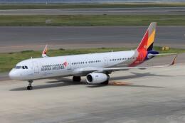 航空フォト:HL8060 アシアナ航空 A321